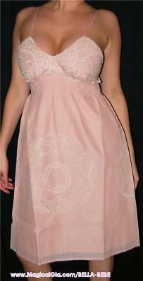 Pretty peach Lined sz 4 Sundress w Embroidery smocked Cleavage Dress Nwts Cruise Turtleneck Style, Goddess Dress, Native American Fashion, Cute Summer Outfits, Gypsy Style, Spring Break, New Dress, Cruise, Strapless Dress