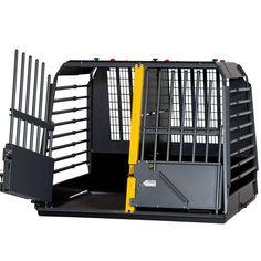 mim variocage worldu0027s safest dog transport crate double
