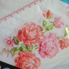 Vintage 60s 70s Penn Prest Full Sheet Set by MissIvyVintage, $49.99