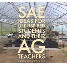 In an SAE rut? Here's a blog post that should help get you out of it. - OLT