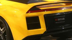 You can own the rights to the Saleen S7 and S5S Raptor