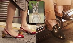 Gucci launched Kanga