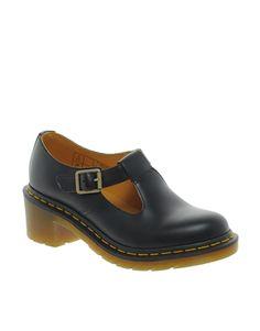 Image 1 ofDr Martens Sophie Tbar Heeled Shoes