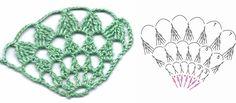 Tablecloth of extraordinary beauty - All in openwork . Crochet Home, Crochet Granny, Free Crochet, Knit Crochet, Crochet Doily Patterns, Crochet Doilies, Mantel Redondo, Pineapple Crochet, Crochet Tablecloth