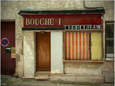 Rue du Cerf, Luzarches (Val d'Oise).