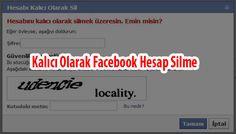Facebook Hesap Silme Grup Silme Sayfa Silme Anlatımları