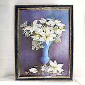 Shop Ribbon Embroidery: flower painting, landscape