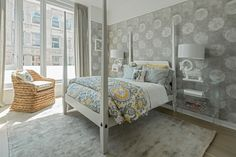 NYC Apartment: Tribeca Project, Girl's Room