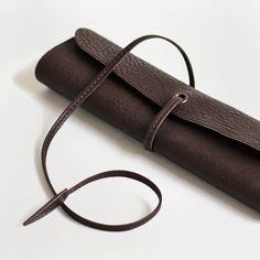 土屋鞄製造所 / TONE OILNUME - Roll Pen Case