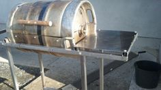 Turn a Beer Keg Into an Awesome Charcoal Grill