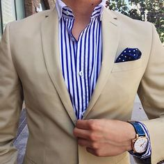 The Gentleman's Guide to Casual Fridays Blazer Outfits Men, Blazer Fashion, Terno Slim Fit, Stylish Men, Men Casual, Traje Casual, Mode Costume, Designer Suits For Men, Herren Outfit