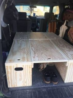 Cool Volkswagen 2017: Honda Element Wooden Storage Boxes... Car24 - World Bayers Check more at http://car24.top/2017/2017/01/25/volkswagen-2017-honda-element-wooden-storage-boxes-car24-world-bayers-2/