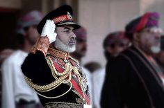 Chief of state sultān Qaboos bin Said Al Said.