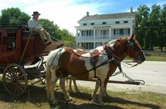 Wade House State Historic Site - Greenbush, WI - Kid friendly activity reviews - Trekaroo