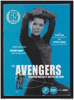 The Avengers 1965... Emma Peel