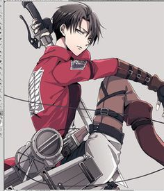 Hi! So my account name is Levi Ackerman as you can see and On this board I will sometimes be in character or just fangirl my head off. It will be wonderful if you guys follow me! Alot of anime awaitin'!