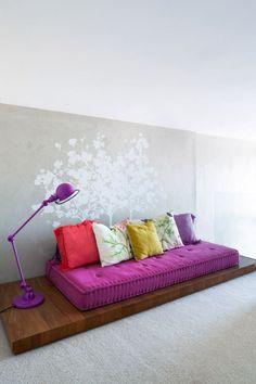 Uma reforma moderna em casa do Rio de Janeiro. Projeto: Gisele Taranto #interiordesign #architecture #art #decoration #inspiration #colors  #instadesign #pantone #inspiração
