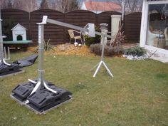 Zerleg-klappbarer Masten für Wildkameras, Alu, Sonderanfertigung #Jagd #Wildcam #Waffenbörse