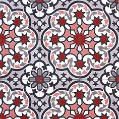 These can be made in your choice of colours!!!  Design your own tiles. Cement tiles | Online shop | Mosaic del Sur