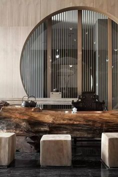 from Neo chinese style interior design collection iii Modern Chinese Interior, Asian Interior, Interior Exterior, Interior Styling, Interior Design, Design Oriental, Chinese Design, Chinese Style, Chinese Tea Room