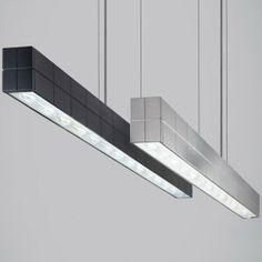 Biza Line Voltage Linear Suspension Light