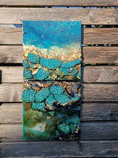 Unterwasser Attersee (Serie Blue - Times): Amazon.de: Handmade The Fresh, Fresh Water, Sea Diving, Acrylic Artwork, Design Art, Turquoise Necklace, Blue Green, Abstract, Breeze