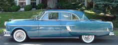 (6) Post-War American Automobiles (1946-1960)