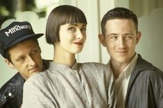 Martin, Corinne and Andy - Swing Out Sister was a trio in the early years Corinne Drewery, Swing Out Sister, Altered Images, Lonely Heart, Sisters, Hair Cuts, Waves, Female, Couple Photos