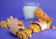 Perfette per una pausa nutriente e leggera e ancora più sane se le fai tu con le ricette di Melarossa!