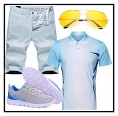 Newchic 12 by merisa-imsirovic on Polyvore featuring polyvore men's fashion menswear clothing