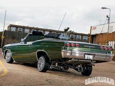 '65 Impala convertible