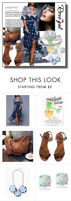 """""""Stay simple stay true"""" by thesnow977 ❤ liked on Polyvore featuring Emporio Armani, Glitzy Rocks and Zac Posen"""