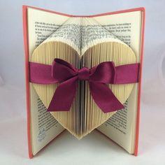 Riciclo creativo libri: 28 idee da copiare…