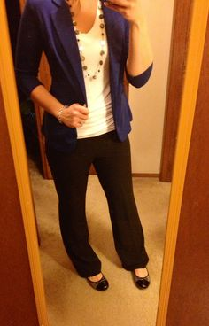 Business Casual Work Outfit #46
