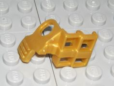 LEGO NINJAGO Scabbard Pearl Gold Minifigure Swords Weapons Holder #LEGO