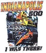 Indy 500 t-shirt from Vintage Basement - www.vintagebasement.com