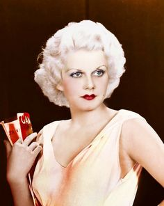 Old Hollywood Glam, Golden Age Of Hollywood, Classic Hollywood, Jean Harlow, Norma Jeane, Platinum Blonde, Elizabeth Taylor, Celebs, Celebrities