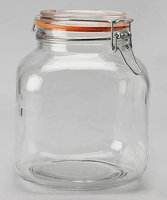 Take a look at this 68-Oz. Hermetic Jar on zulily today!