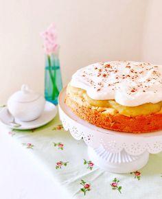 Zuckerfreier Apfel-Schmand-Kuchen