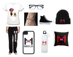 Markiplier by batcatg on Polyvore featuring polyvore, Converse, fashion, style and clothing
