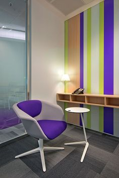 Loud and Clear: Alcatel-Lucent Calls on DEGW Italia for Milan Campus   Projects   Interior Design