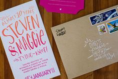 Neon-Hand-Lettered-Wedding-Invitations-Maggie-Winters-Old-City-Press-OSBP7