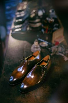 Corthay shoes.