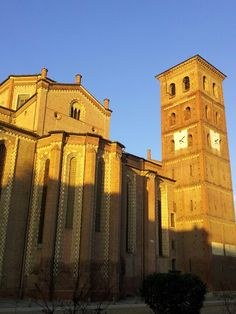 Asti duomo,  Asti , province of Asti Piemonte region Italy