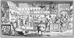 PATISSERIE, 18th CENTURY Photograph by Granger - PATISSERIE, 18th CENTURY Fine Art Prints and Posters for Sale