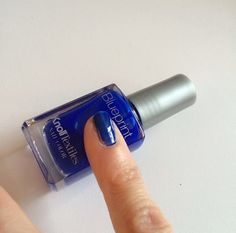 Our summer nail polish contest is still on blueprint our new nail blueprint our new nail color is inspired by our tower grid upholstery in color blueprint and by dazzling blue a pantone color trend for malvernweather Image collections