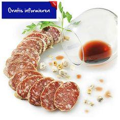 Die perfekte Kombination! Hier klicken: http://blogde.rohinie.com/2013/01/wurst/ #Italien #Piemont #Rotwein #Salami