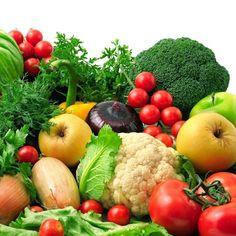 Como congelar alimentos - Frutas e Vegetais