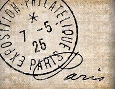 graphic for Paris burlap pillow Script, French Restaurants, Burlap Pillows, Graphics Fairy, Logo Inspiration, Flourish, French Antiques, Paris France, Poster