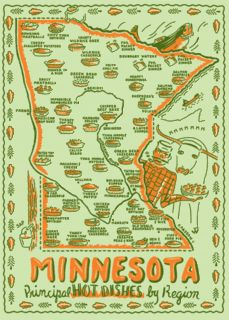 "Hot Dishes by Region in Minnesota. Land of Ten Thousand Lakes? More like the Land of Ten Thousand Hot Dishes. Minnesotans don't accept the term ""casserole"" either."